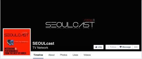 SEOULcast on FB 1j