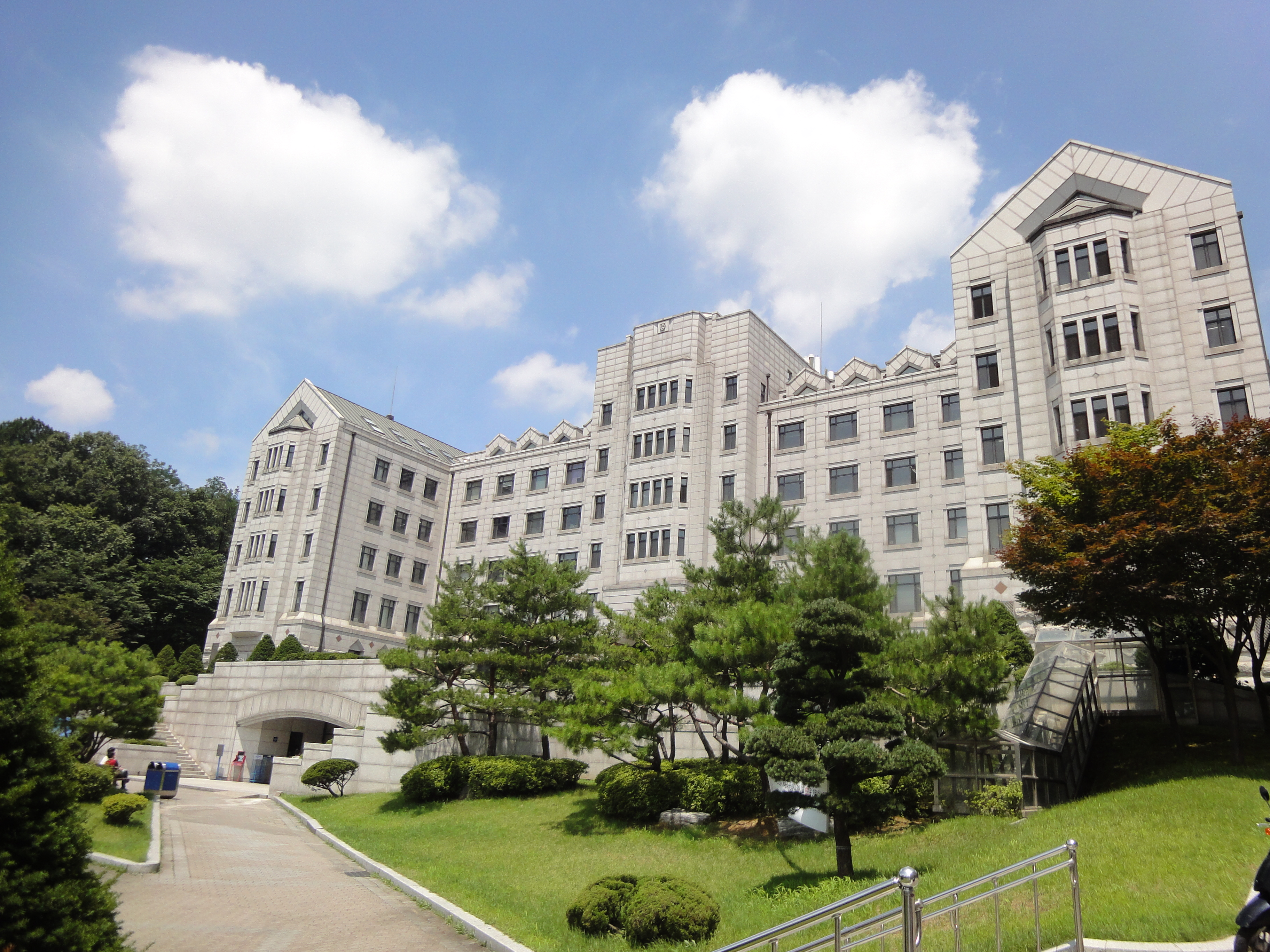 Yonsei University in Seoul, South Korea